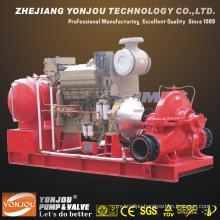 Horizontal Centrifugal Pump, High Flow Water Pump, Double Suction Volute Centrifugal Pump Housing