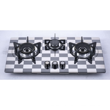 Three Burner Gas Stove (SZ-LW-110)
