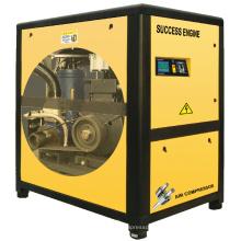 Luftkompressor verschrauben