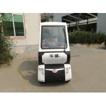 Bus eléctrico pequeño de cuatro asientos