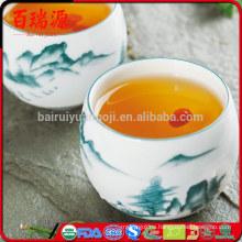 El jugo de goji fresco de bayas de goji beneficia el extracto de la baya de goji