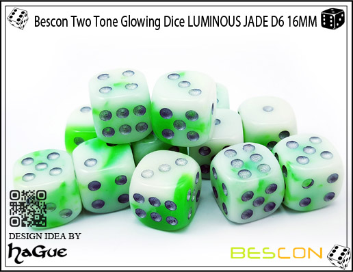 LUMINOUS JADE D6-5