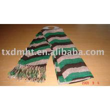 Nueva bufanda larga de la manera