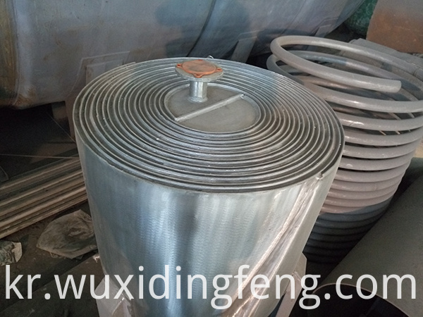 Manufacturing regenerative heat exchanger
