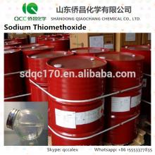 Intermediarios Tiometóxido de sodio CAS 5188-07-8