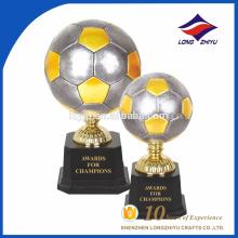 Изготовленный на заказ высокое качество Кубок мира трофей металла футбольный трофей
