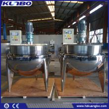 KUNBO Elektrischer Heizungsdampfkessel mit Rührwerkbehälter für Lebensmittel