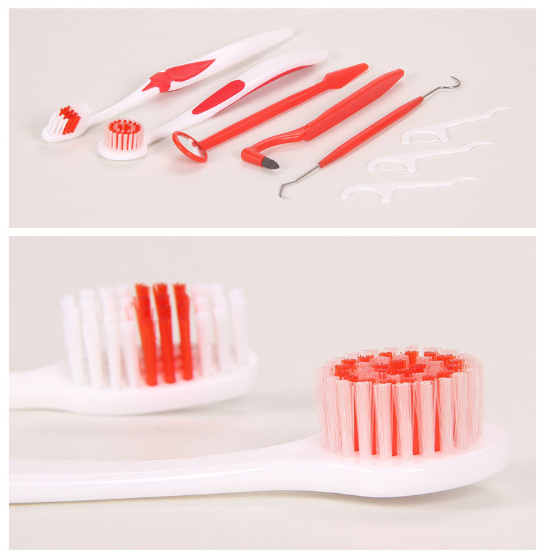 oral cleaning tools