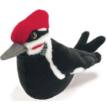 Atacado OEM Stuffed Woodpecker Plush Toy