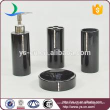 4pcs ceramic bath accessories for shower YSb40097-01