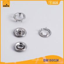 Prong Snap Button Cravate Snap Button BM10002 #