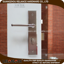 Professional panel door lock with high quality