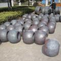 Geschmiedetes Stahlkugelzapfen-Kugelventil