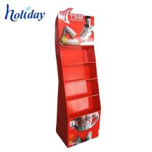 Cabinet d'affichage de sous-vêtements, supports d'affichage de magasin d'habillement de cintre de plancher