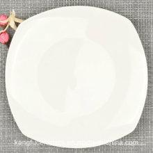 Placa de porcelana aprobada por la FDA 10.5 pulgadas