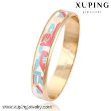 51489 Xuping New Style Messing Schmuck Bunte Armband & Bangle