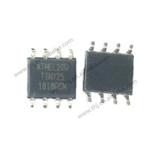 MCU 8-bit AVR RISC 2KB Flash 3.3V/5V 8SOIC Tube  ROHS  ATTINY25-20SSU