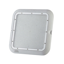 Carbon footprint reducing by SINOCO patented attention-grabbing surface mount LED petroleum canopy 200lm/W LED gas station light