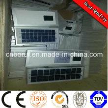 Новый 12w Автоматическая Интегрированная Солнечная уличный фонарь литиевая батарея Источник питания светодиодный солнечный свет