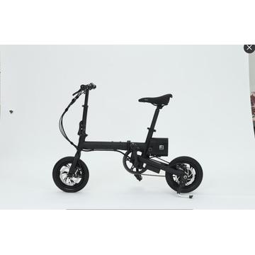Bicicleta eléctrica plegable New Comer Fashion