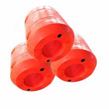 Pontón de plástico flotante de ciervos para tubería de HDPE