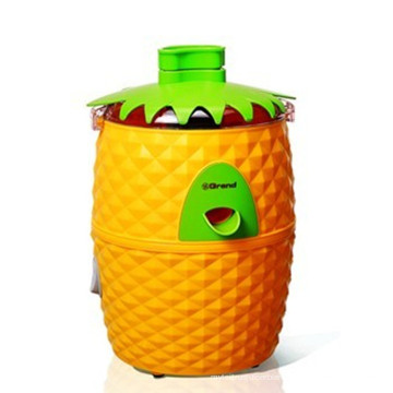 Eye-Catching Pineapple Shape Cantrifugal Juicer for Home Using or as Gift