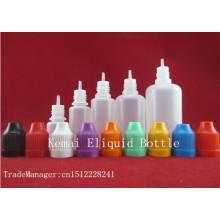 Электронной жидкости bottle10ml 15мл 20мл 30ml60ml для бутылки с крышкой доказательства ребенка