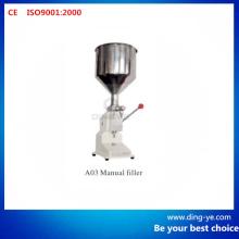 Ручной наполнитель A03 (Машина для розлива косметических шампуней для сока)
