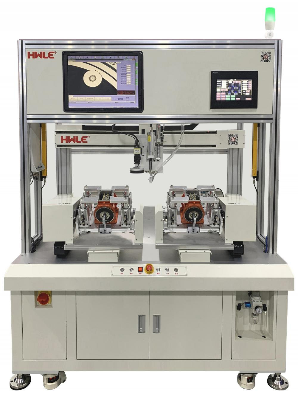 High Quality Visual Screw Machine
