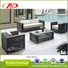 Big Rattan Woven Outdoor Furniture Dh-821