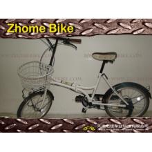 Bicicleta/Velo Bike14/16/20 polegadas bicicleta de dobramento da bicicleta para Japão e nos mercado de dobramento
