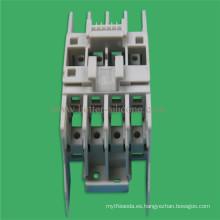 Caja de control de relé de protección de plástico