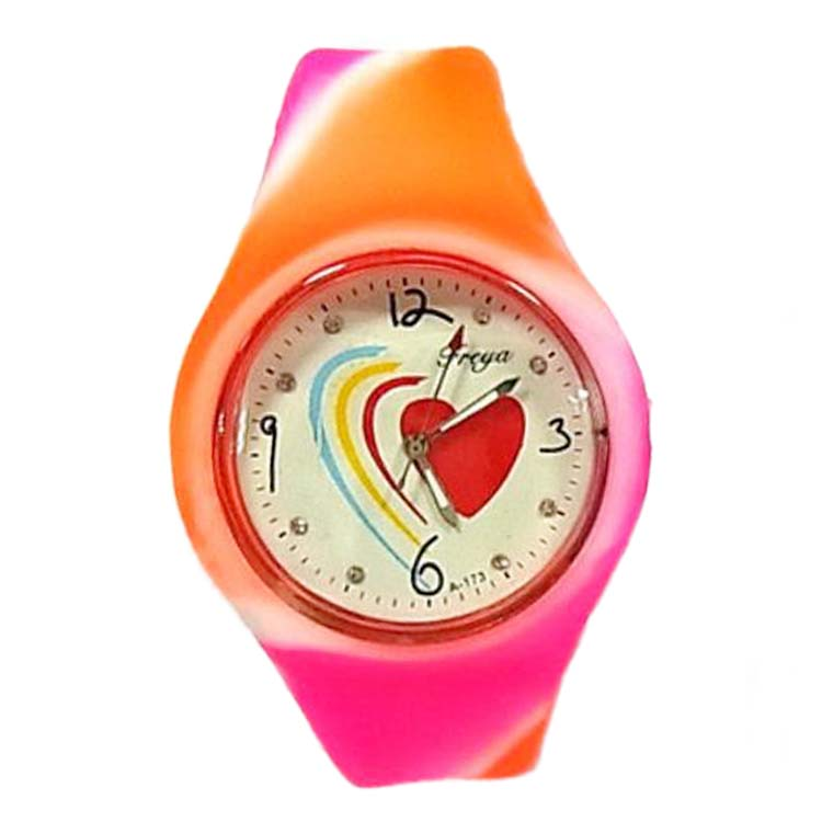 heart shape watch