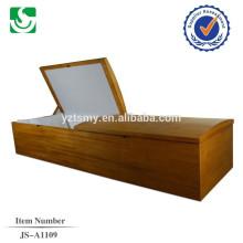 Cercueil en bois bon marché de style européen