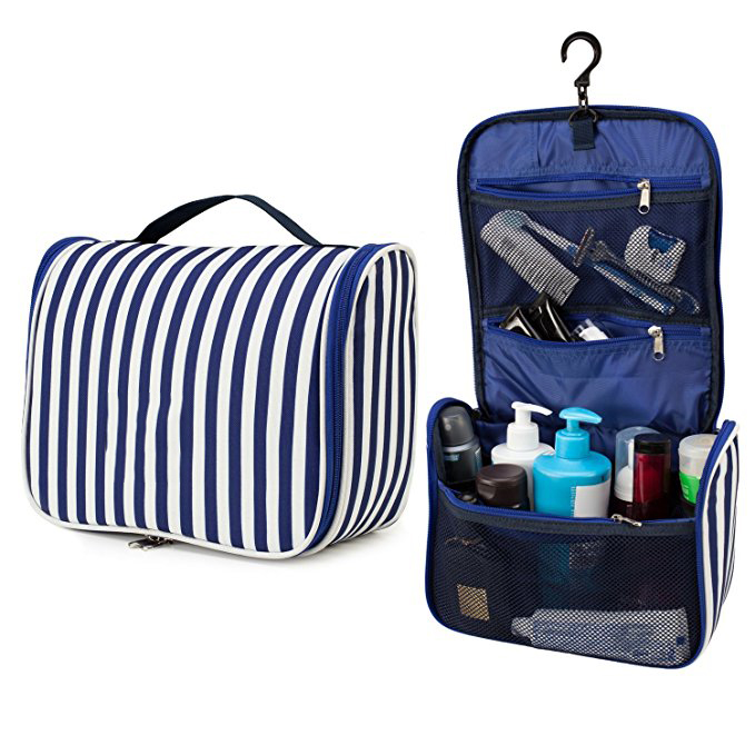 Large Capacity Hanging Toiletry Bag Cosmetic Makeup