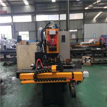 Hydraulische Presse, die Markierungs-CNC-Maschine für Platte locht