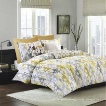 Ink & Ivy Sierra Mini Comforter Bedding Cotton Duvet Cover Yellow