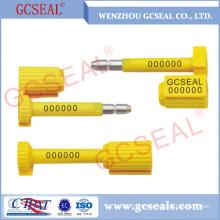 ГХ-B009 различные цвета, доступные одноразовый контейнер Болт уплотнения