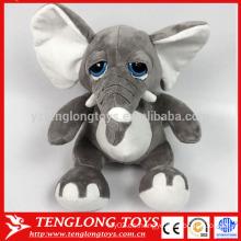 Fabricante animal LED elefante de juguete de peluche