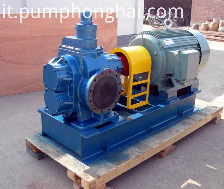 Lube Oil Pump