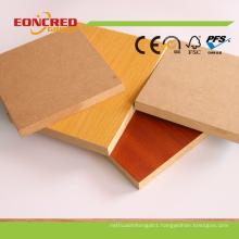 Wood Grain Decorative Wall Panel Melamine MDF