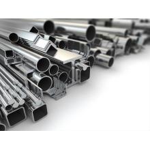 Piezas para barandilla de aluminio industrial