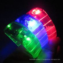 xyloband bracelets led télécommandés