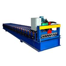 hebei xinnuo corrugated iron roofing sheet making machine