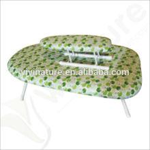 Léger et facile à manipuler Mini-planche à repasser en plastique