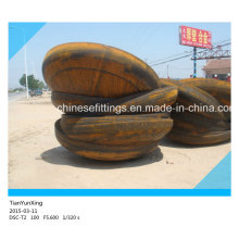 ASTM Bevel End Seamless Cap Carbon Steel Pipe Fittings
