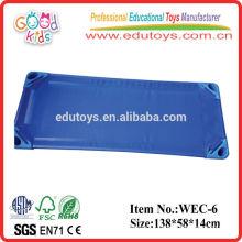 Aluminum alloy and mesh fabric kid's mini bed