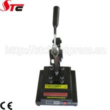 Máquina de impresión con logotipo de sublimación manual (STC-TB01)