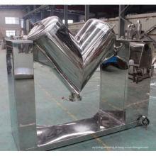 2017 VI série misturador de agitação forçada, SS misturador de cimento para venda, horizontal misturador de pó seco máquina