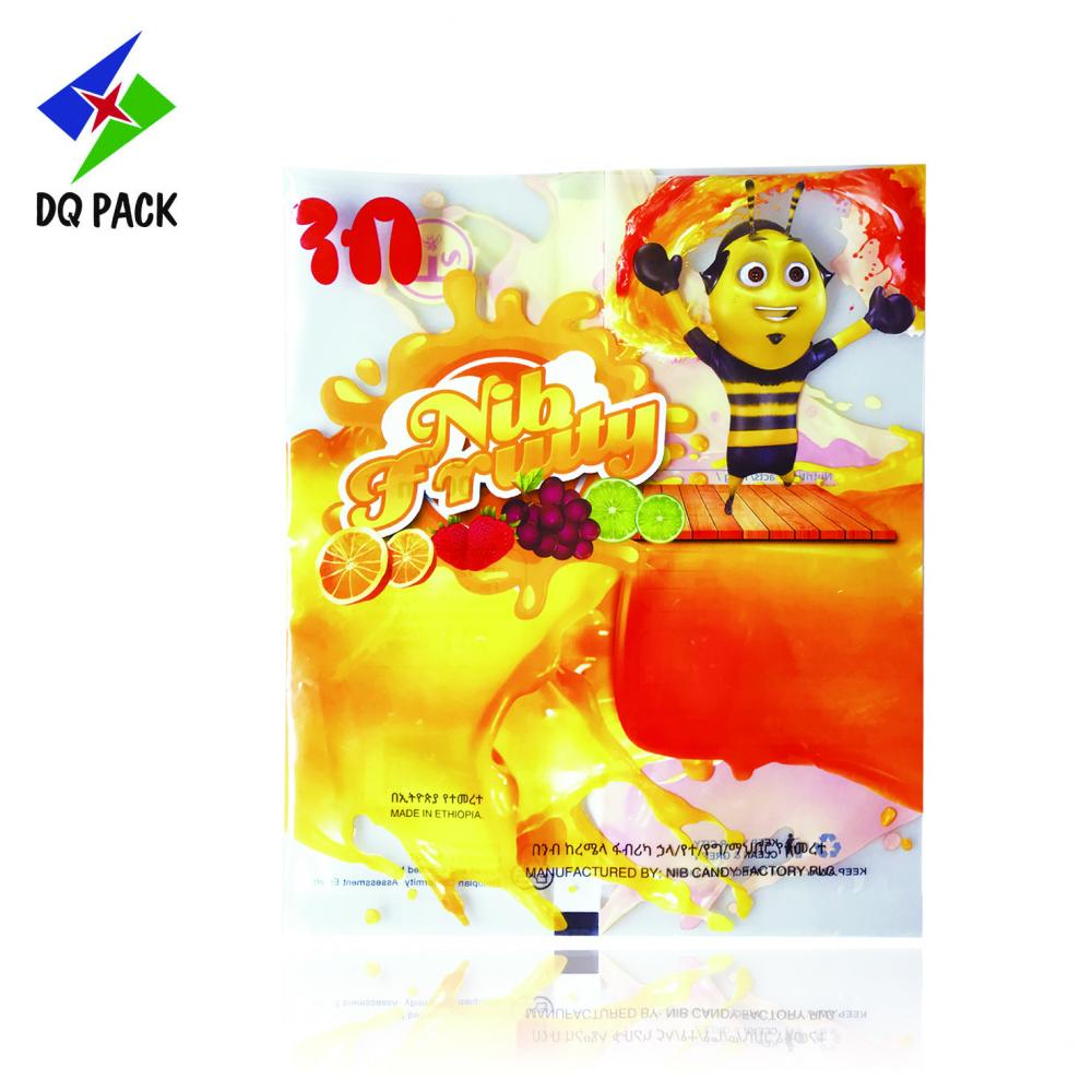 Plastic Packaging Bag For Honey
